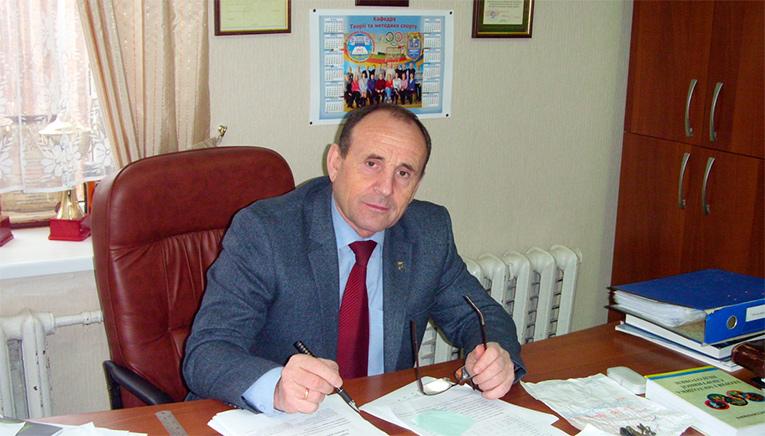 З 2002 р. кафедру очолює кандидат наук з фізичного виховання і спорту, доцент Галайдюк М.А.